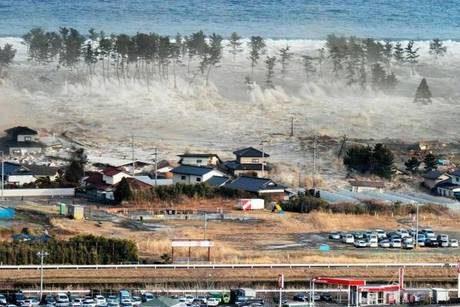 Violento sisma in Giappone, 8,9 gradi. Mai cosi' forte, tsunami con onde 10 metri