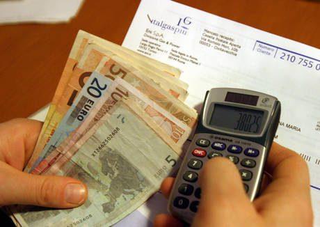 Caro-greggio, rischio +25 euro bollette aprile