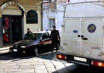 Rapina a furgone portavalori nel Senese