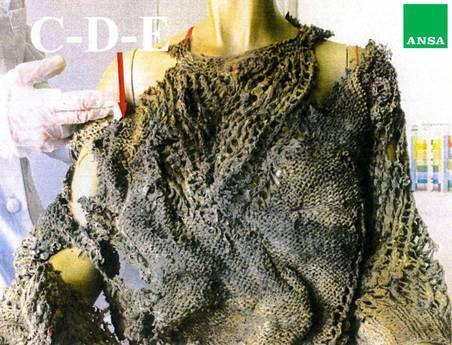 Claps: dna di Restivo su maglia di Elisa