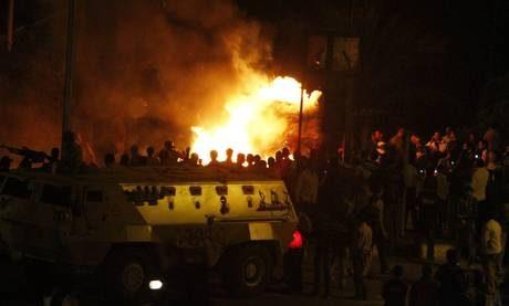 Egitto: scontri fra copti e musulmani, 13 morti