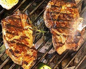 Salute e alimentazione: limitare brace,fritture e insaccati