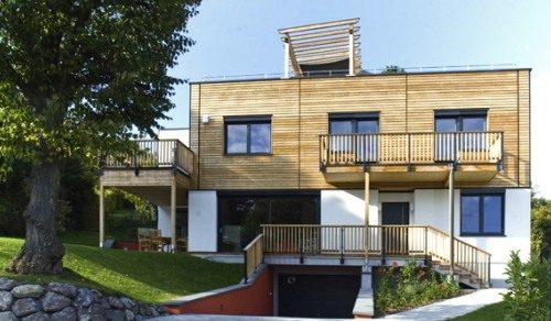Arrivano le case ecologiche in stile mediterraneo