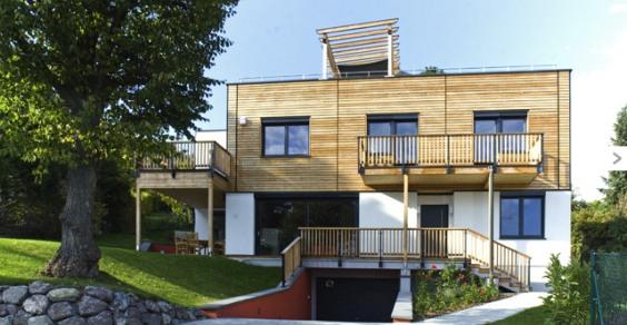 Arrivano le case ecologiche in stile mediterraneo libera for Case in stile mediterraneo