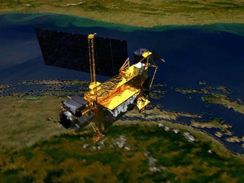 Satellite verso la Terra, rischia il Nord Italia