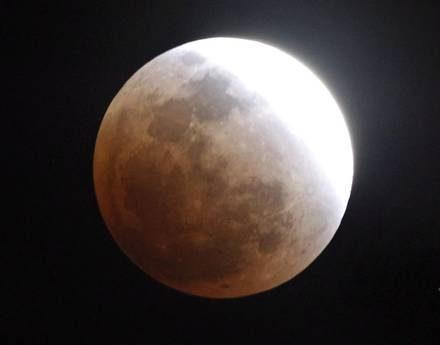 La Luna da' spettacolo