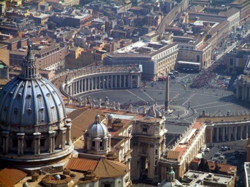 Ici chiesa approvata all' unanimita'