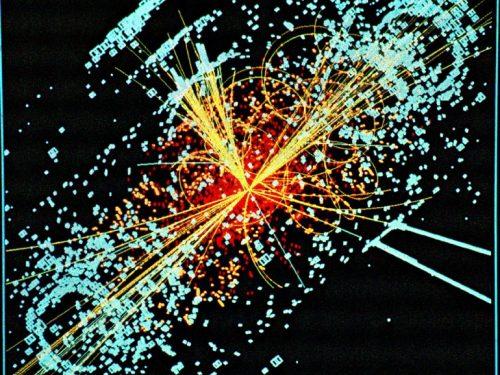 Bosone di Higgs esiste: scoperta particella Dio