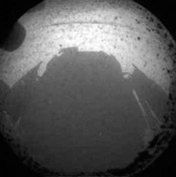 Curiosity giunto su Marte. A caccia di tracce di vita