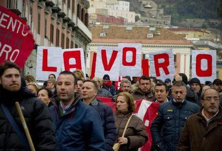 Tre milioni i disoccupati e' record per i giovani