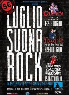 Queen, Doors e Rolling Stones al cinema