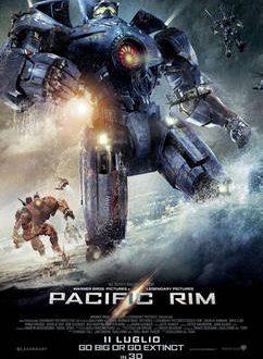 I super-robot di Pacific Rim
