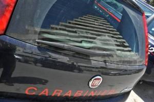OPERAZIONE CONGIUNTA CARABINIERI POLIZIA SCAMPIA