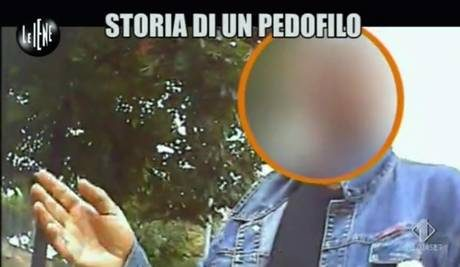 Pedofilo arrestato dopo servizio Le Iene