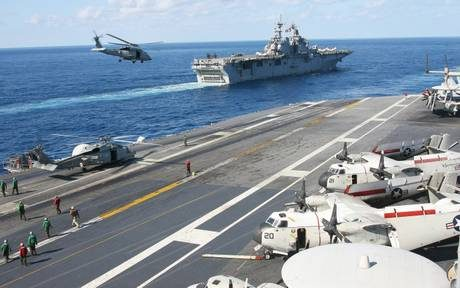 Siria: Usa-Gb, pronti ad attacco entro pochi giorni