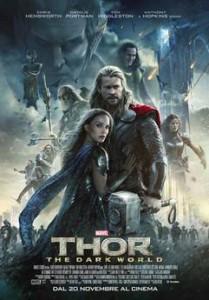 Thor - The Dark World (locandina)
