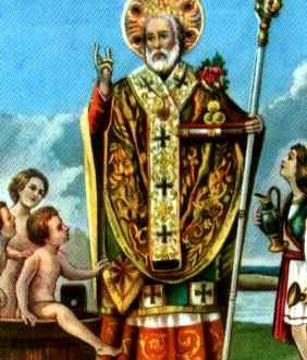 San Nicola e il mito di Babbo Natale