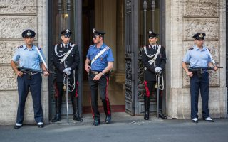 barzelletta sui carabinieri