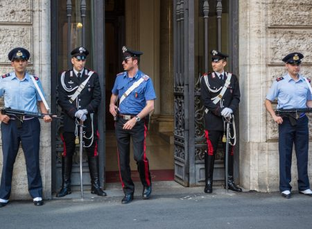 Pubblica barzelletta sui carabinieri: denunciata!