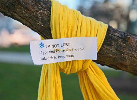 BOLOGNA: la sciarpa sospesa