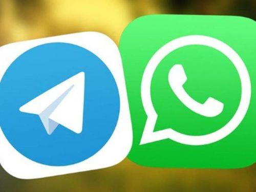Telegram o Whatsapp: quale scegliere?
