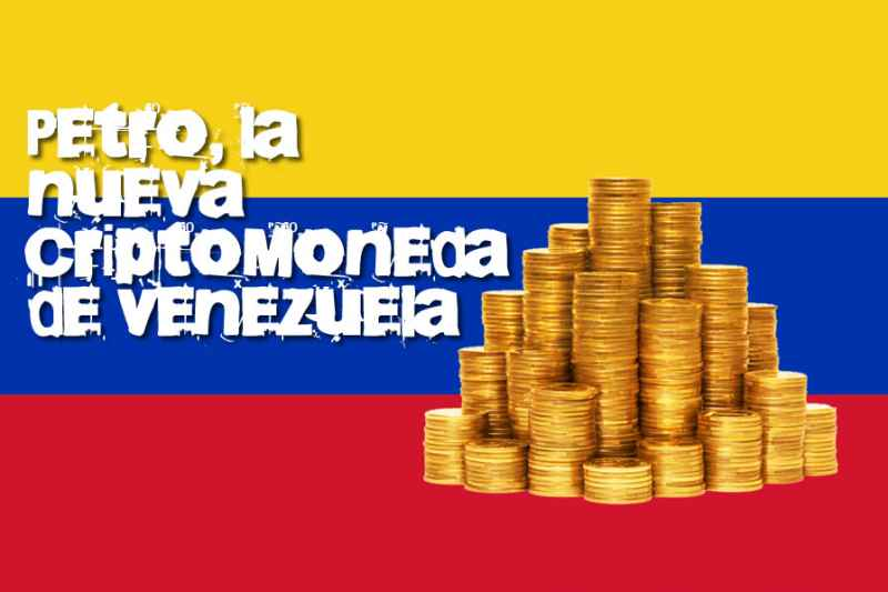 """Bitcoin innovativo ? ma figuriamoci, Dittatore venezuelano pagherà in """"Petro"""""""