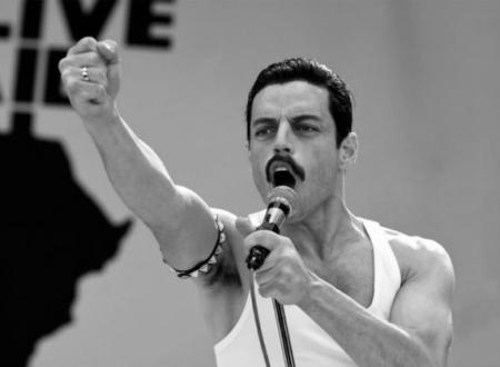 Rami Malek (Freddie Mercury) migliore attore Oscar 2019