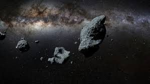 Asteroide in arrivo