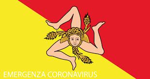 Anche in Sicilia avanza il coronavirus