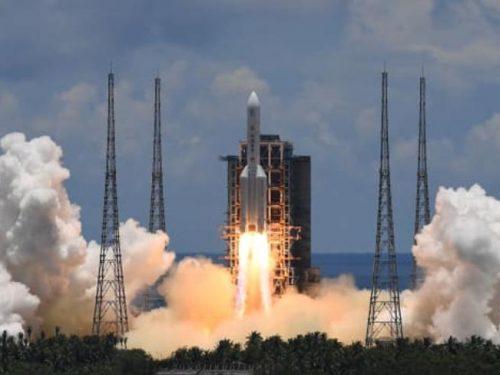 USA Cina la sfida passa anche per  Marte