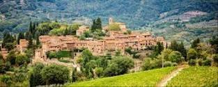 Borghi d'Italia: Montefioralle