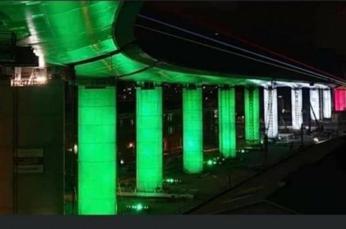 Ponte Genova San Giorgio, oggi l'inaugurazione