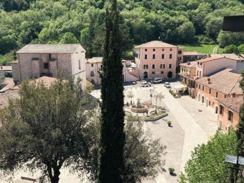 Borghi d'Italia: Greccio