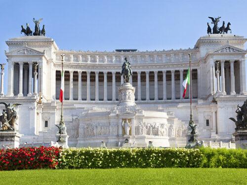 Monumenti d'Italia: Il Vittoriano