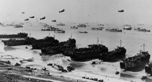 La Storia in pillole: lo sbarco in Normandia