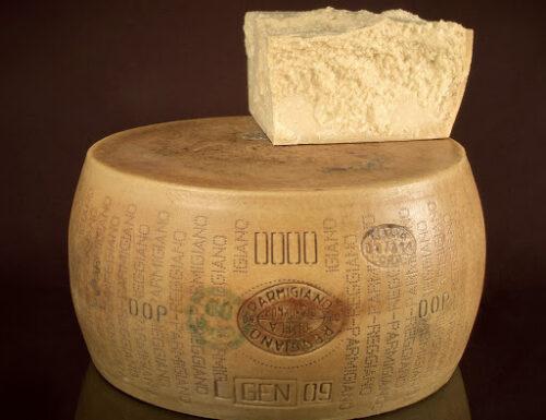 Eccellenze gastronomiche: il Parmigiano Reggiano